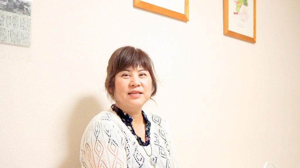 大橋恵子さん