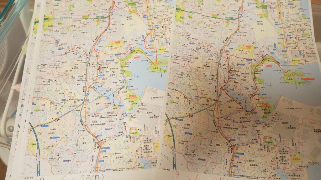 Rさん地図